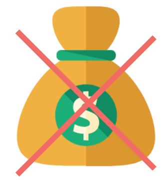 sin dinero gratis